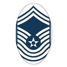 USAF-CMSgt-Old-Blue-PNG Decal