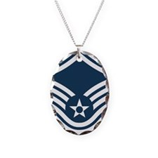 USAF-CMSgt-Old-Magnet-2 Necklace