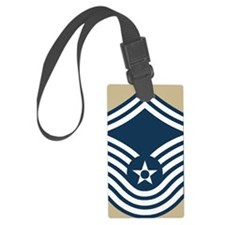USAF-CMSgt-Old-Journal-3 Luggage Tag
