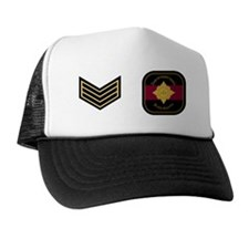 British-Army-Scots-Guards-Sgt-Mug4 Trucker Hat