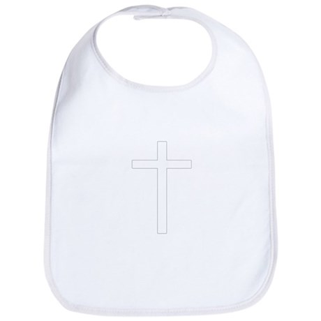 Simple Cross Bib