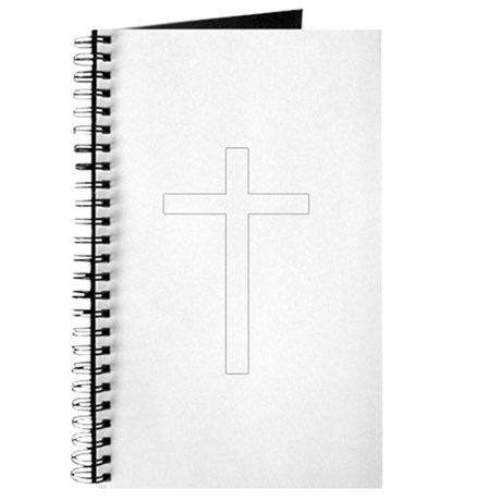 Simple Cross Journal