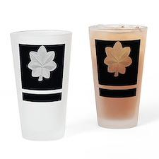 USAF-LtCol-Magnet-Epaulette Drinking Glass
