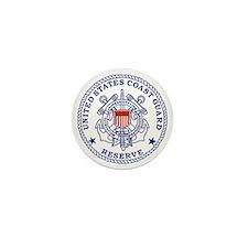 USCGR-Emblem-Red-Blue Mini Button