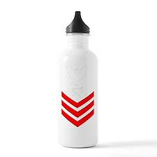 USCG-Rank-FS1-PNG Water Bottle