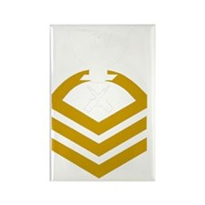 USCG-RANK-GMC-PNG Rectangle Magnet