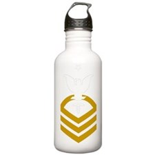 USCG-Rank-HSCS-PNG Water Bottle