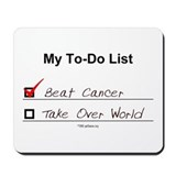 My To-Do List Mousepad