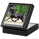 """Friesian 5"" Keepsake Box"