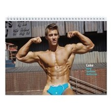 2015 Men Of Northamericanbodies.com Wall Calendar