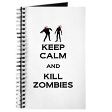 Kill Zombies Journal
