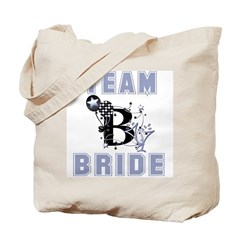 team bride totebag