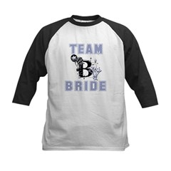 childrens team bride t-shirt