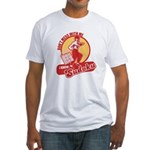 I know SUDOKU Fitted T-Shirt