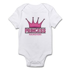 Custom Princess Infant Bodysuit