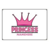 Princess Banners