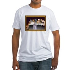 Dogs Playing Beer Pong Shirt