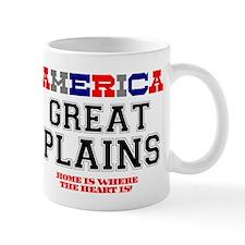 AMERICA REGIONS - GREAT PLAINS Small Mug