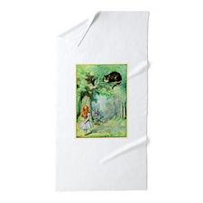Alice in Wonderland the Cheshire Cat vintage art B