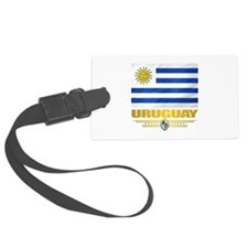 Uruguay Flag Luggage Tag
