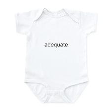 adequate Infant Bodysuit