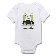 Made in China Panda Onesie