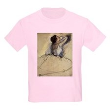 Degas The Dancer T-Shirt