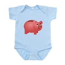 Piggy Bank Body Suit
