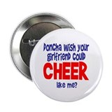 "CheerChick ""Doncha"" Button"