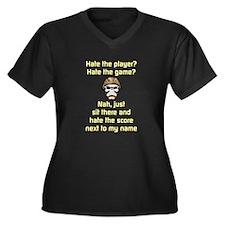 Hate The Score Plus Size T-Shirt