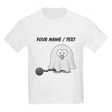Custom Ghost Penguin T-Shirt