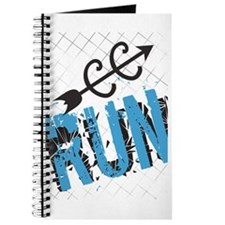 Grunge Run Cross Country Journal