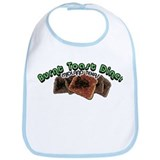 Burnt Toast Diner Bib