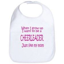CheerBaby...just like MOM Bib