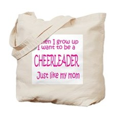 CheerBaby...just like MOM Tote Bag