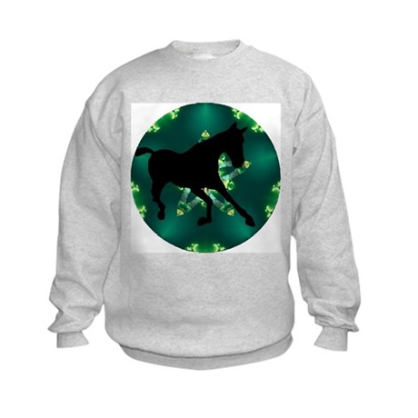 Horse Kids Sweatshirt