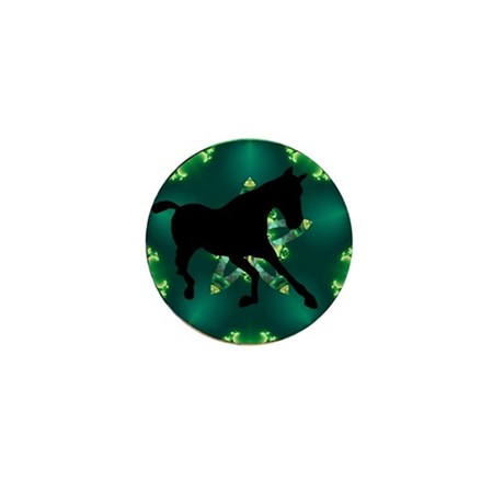 Horse Mini Button (100 pack)