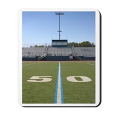 Football Field Fifty Mousepad