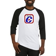 Proud Canadian Conservative Baseball Jersey