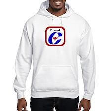 Proud Canadian Conservative Hoodie Sweatshirt
