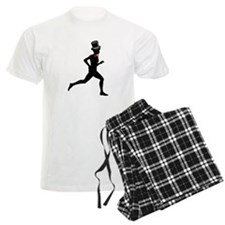 Runner Groom Pajamas