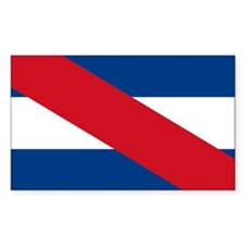 Bandera de Artigas Decal