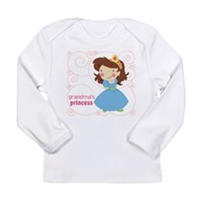 grandmas princess.png Long Sleeve T-Shirt
