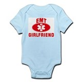 EMT Symbol: GIRLFRIEND Infant Bodysuit