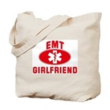 EMT Symbol: GIRLFRIEND Tote Bag
