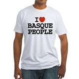 I [heart] Basque People Shirt