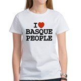 I [heart] Basque People Tee