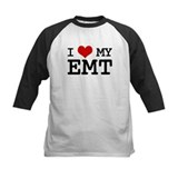 I Love My E.M.T. (basic) Tee