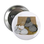 English Trumpeter Duo Button