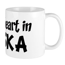 Left my Heart: ALASKA Mug